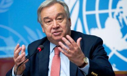 Sort des civils dans les conflits armés : le chef de l'ONU révèle des chiffres alarmants