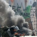 soldats israéliens Palestine guerre six jours