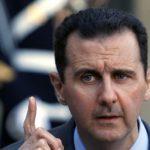 Bachar Al-Assad Syrie Israël