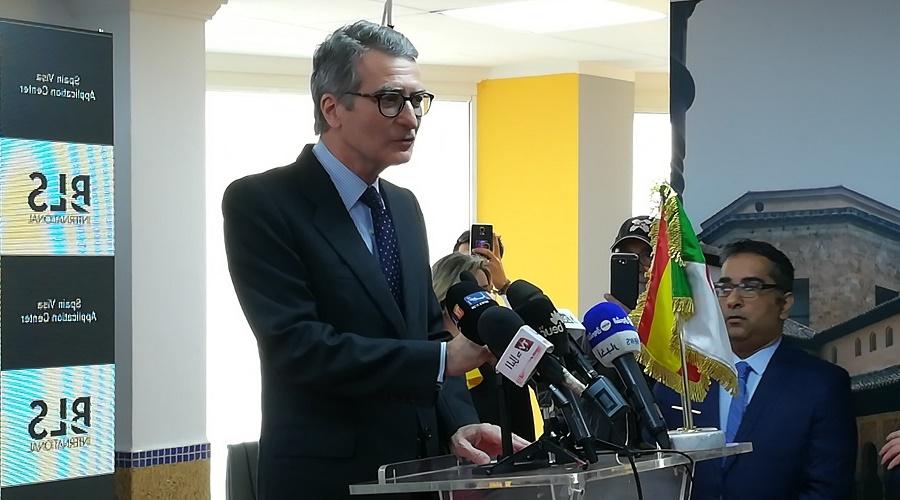 ambassade d'Espagne demandes de visas