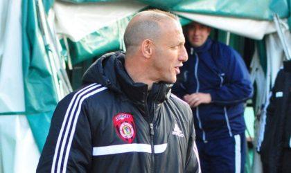 NA Hussein Dey: l'entraîneur Dziri Billel prolonge son contrat