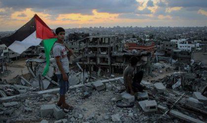Palestine : raids israéliens sur la bande de Ghaza