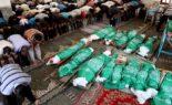 Les enfants palestiniens sous les bombes de l'Etat sioniste
