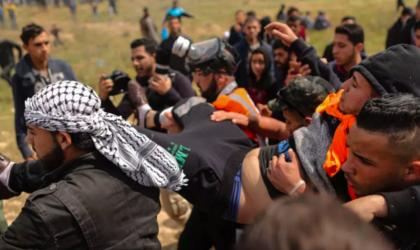 Gaza: deux Palestiniens tués par des tirs des forces d'occupation israéliennes