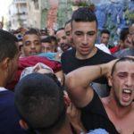 intifadha Palestine Israël