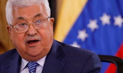 Report de la sortie du président palestinien Mahmoud Abbas de l'hôpital