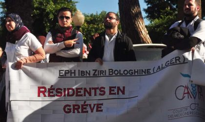 Grève des médecins résidents : le ministère de la Santé réitère son appel à la «sagesse»