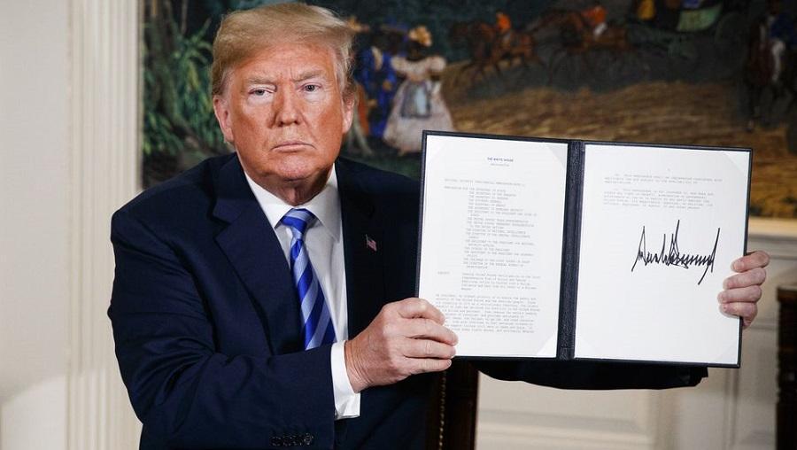 nucléaire Trump