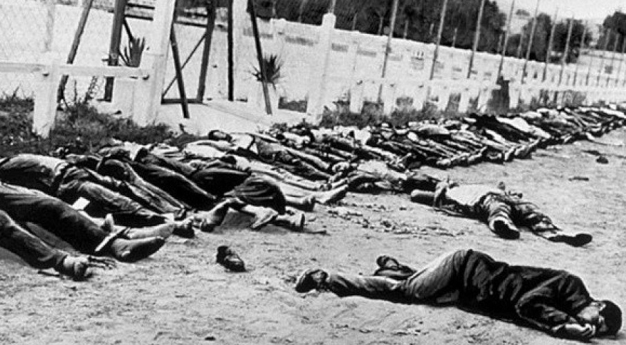 Massacres du 8 mai 1945 Algérie