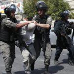 Manifestation Jérusalem ambassade US