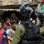 chocolat empoisonné enfant palestinien Israël