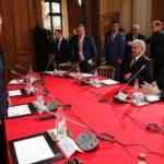 Paris crise libyenne