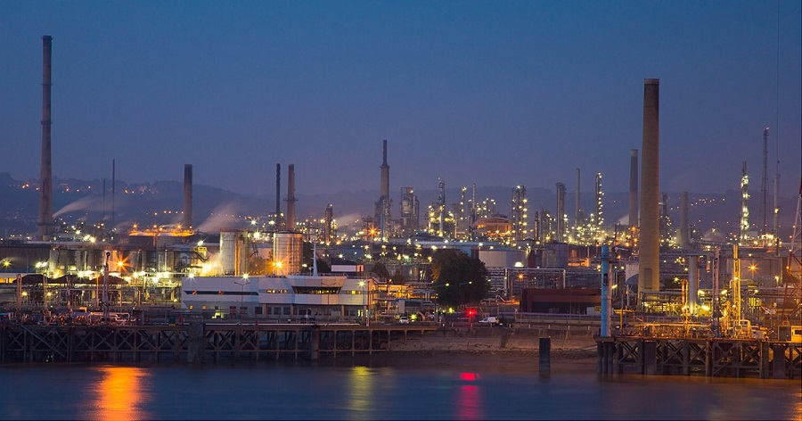 raffinerie Sonatrach