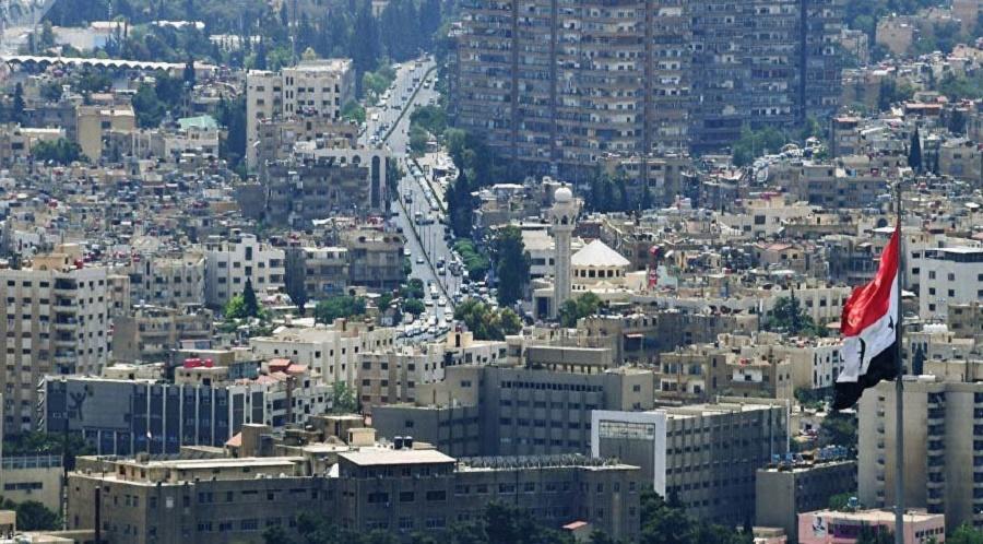 Damas armée syrienne