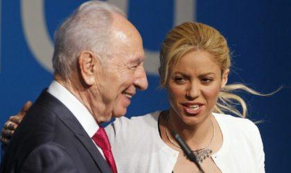 Campagne pour amener Shakira à annuler son concert à Tel-Aviv