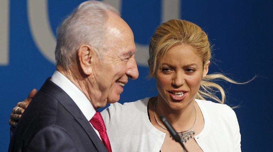 shimon Shakira