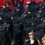 tavor maroc police