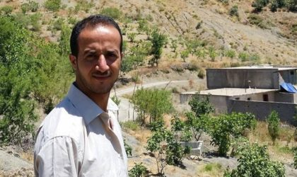 Le blogueur Merzoug Touati condamné à 10 ans de prison ferme