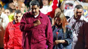 Bouteflika félicitations Maduro