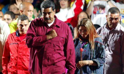 Bouteflika félicite Maduro pour sa réélection à la magistrature suprême