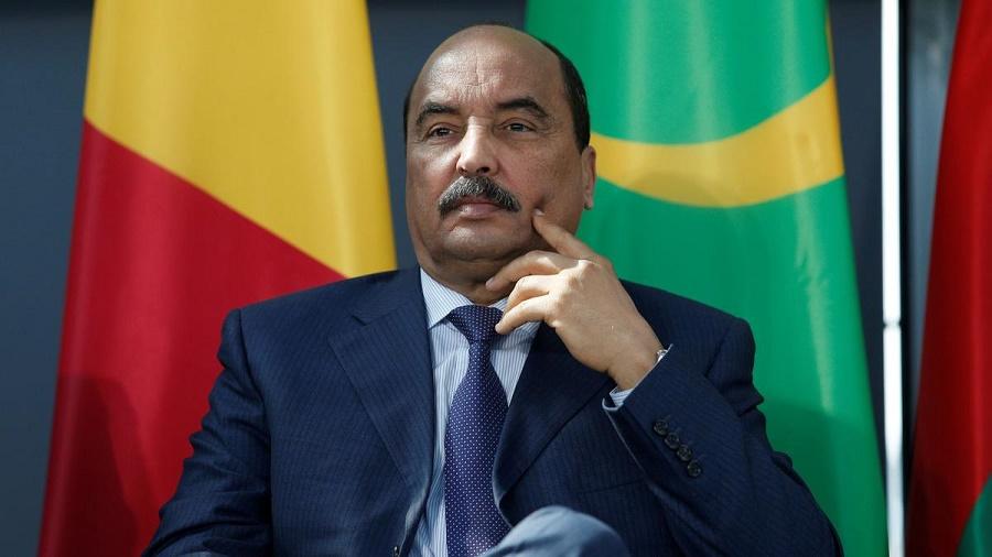 Mauritanie partis