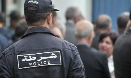 7000 policiers pour sécuriser la wilaya d'Alger durant le Ramadhan