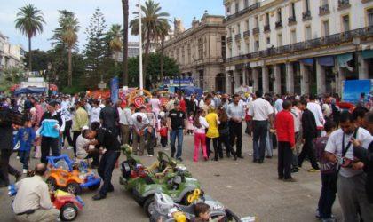 Vendredi premier jour de l'Aïd El-Fitr en Algérie