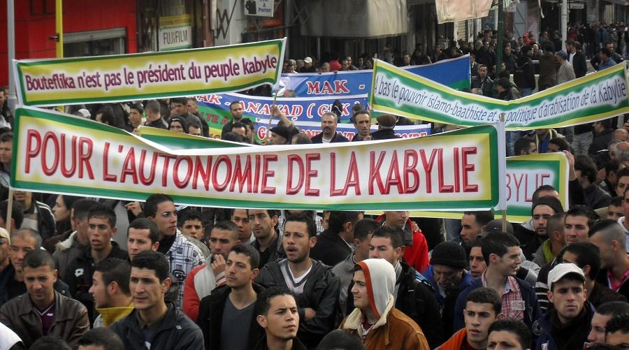 amazighs islamistes
