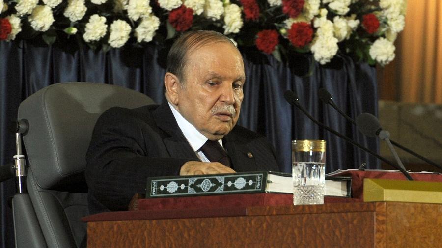 Bouteflika 5e mandat