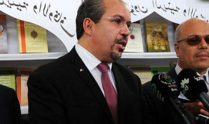 Mohamed Aïssa: «Le plan des salafistes pour le jour de l'Aïd a été mis en échec»