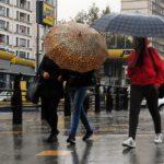 activité pluvio-orageuse