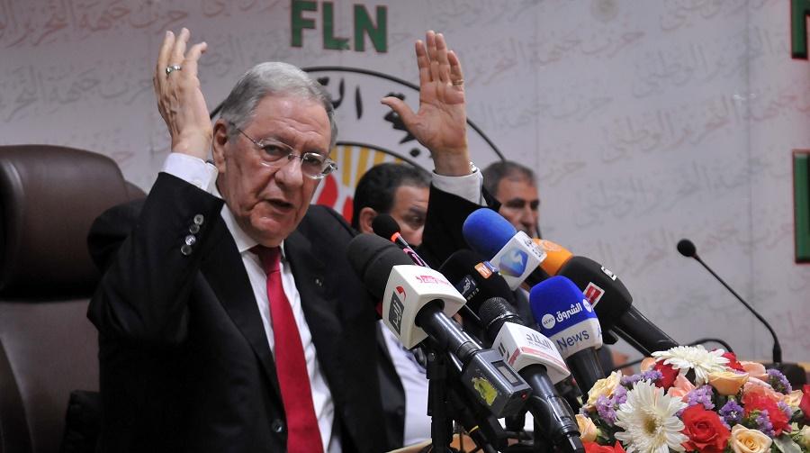 FLN RND élection présidentielle