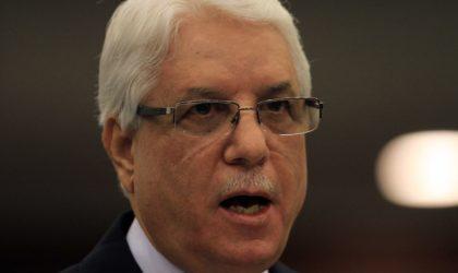 Tayeb Louh: «Personne n'échappera à la justice dans l'affaire de la cocaïne»