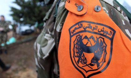 Reddition d'un terroriste en possession d'une arme à Tamanrasset