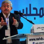 RND Bouteflika 5e mandat