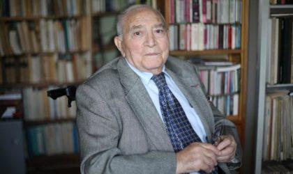 Lettre d'un historien juif natif d'Algérie à l'ambassadeur d'Israël à Paris