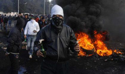 Quatre événements simultanés pour un même objectif : déstabiliser l'Algérie