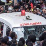 l'attaque, Ethiopie