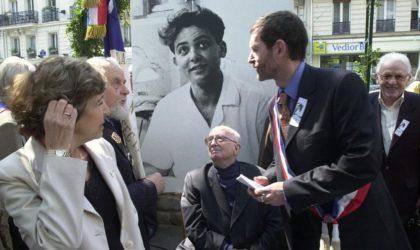 Rassemblement à Paris pour réclamer la vérité sur l'assassinat de Maurice Audin
