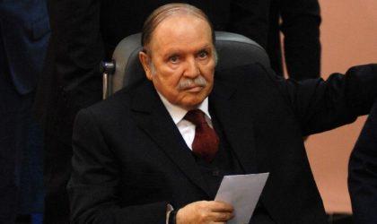 Intrigant message d'une journaliste à Bouteflika à partir de Bruxelles