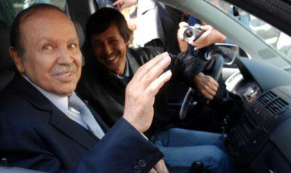 L'UE est-elle derrière les attaques contre le président Bouteflika et son frère ?