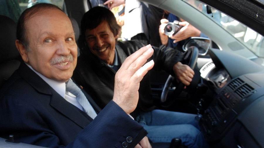 Bouteflika Vidéo