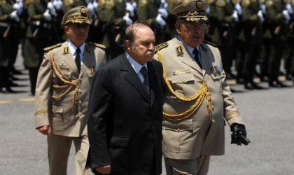 Ziari : «L'armée n'interviendra pas en cas d'empêchement de Bouteflika»
