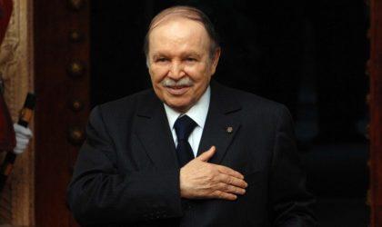 Nouveau message de félicitations du président Bouteflika à Mohammed VI