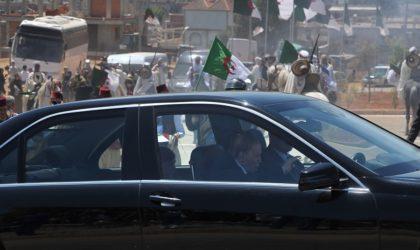 Faire triompher une certaine idée de l'Algérie