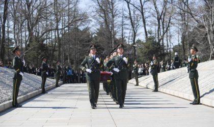 Washington-Pyongyang : des restes de soldats us datant de la Guerre de Corée restitués