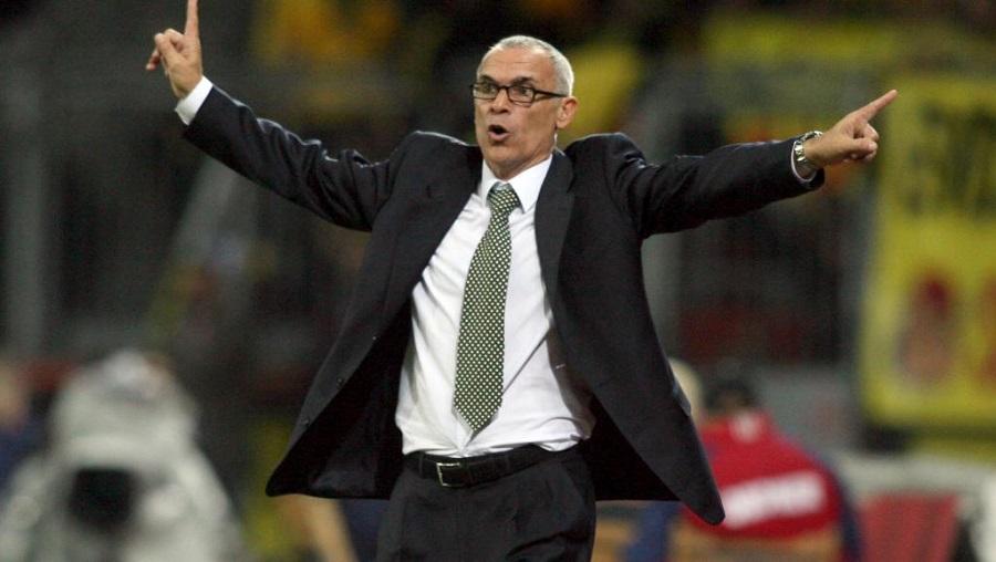 Cuper, Coach égyptien