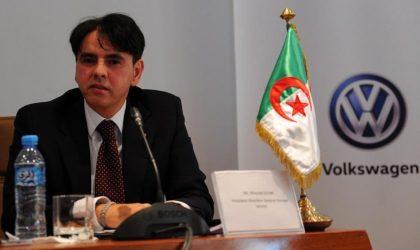 Sovac dément l'information faisant état du retrait du groupe Volkswagen d'Algérie