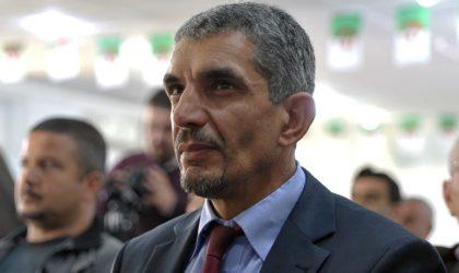 Hadj Djilani plaide pour une «alternative démocratique» impliquant les citoyens