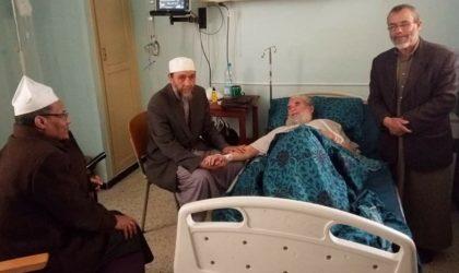 Quand l'hôpital Mustapha à Alger devient une tribune pour le FIS dissous